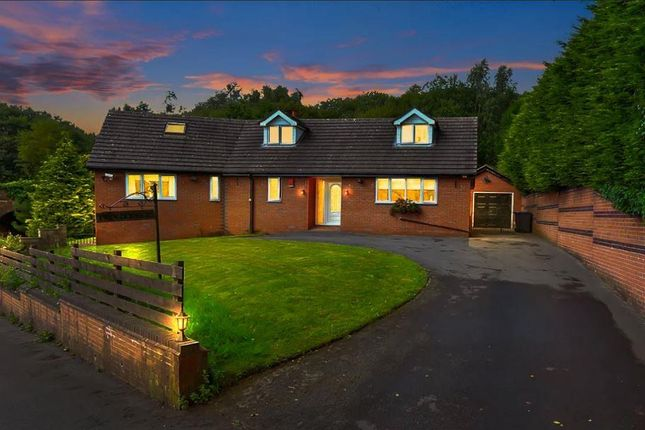 Thumbnail Detached house for sale in Leek Brook Junction, Leek