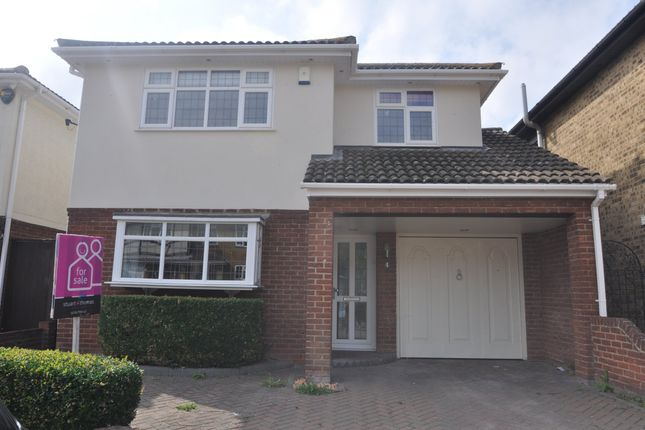 Thumbnail Detached house for sale in Westwater, Benfleet