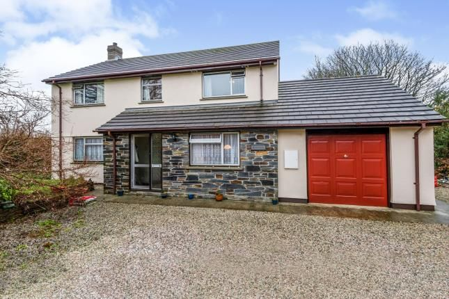 4 bed detached house for sale in Camelford, Cornwall, Uk PL32