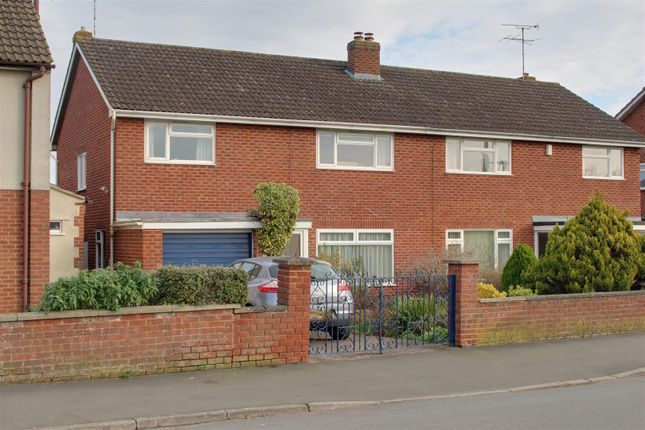 Thumbnail Semi-detached house for sale in Lansdown Road, Gloucester