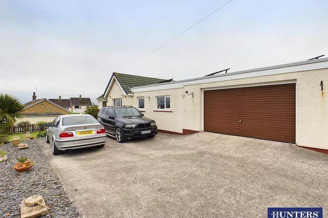Thumbnail Detached bungalow for sale in Seaton, Workington