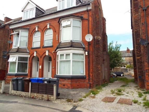 Front of Curzon Avenue, Manchester, Greater Manchester, Uk M14