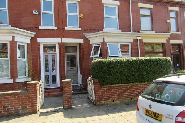 Terraced house for sale in Carlton Street, Old Trafford, Manchester