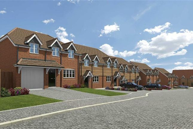 Thumbnail Semi-detached house for sale in The Ridings, Ash Green, Coventry