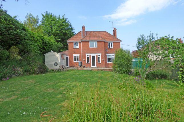 Thumbnail Detached house for sale in West Hill, Wincanton