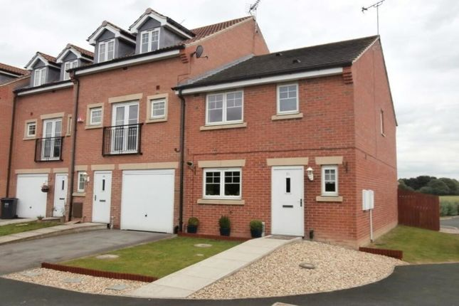 3 bed semi-detached house for sale in Bridge Close, Church Fenton, Tadcaster LS24