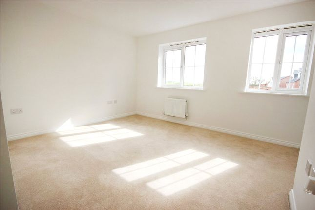 2 bed terraced house for sale in Shericles Way, Desford, Leicester, Leicestershire