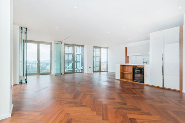 Thumbnail Flat for sale in Embassy Gardens, Nine Elms