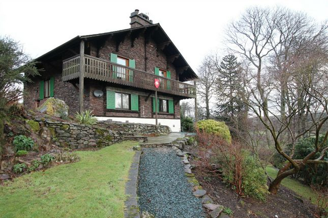 Thumbnail Detached house to rent in Swiss Chalet, Watermillock, Penrith, Cumbria