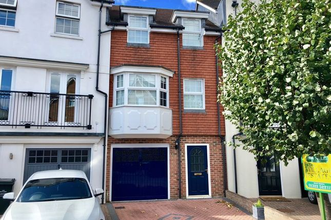 Thumbnail Terraced house for sale in Williams Way, Dartford