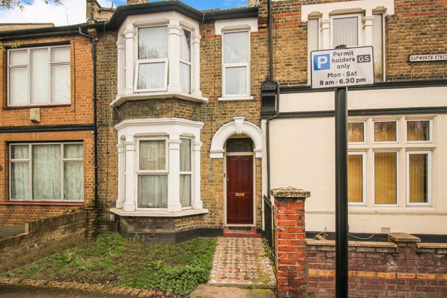 Thumbnail Terraced house for sale in Capworth Street, London