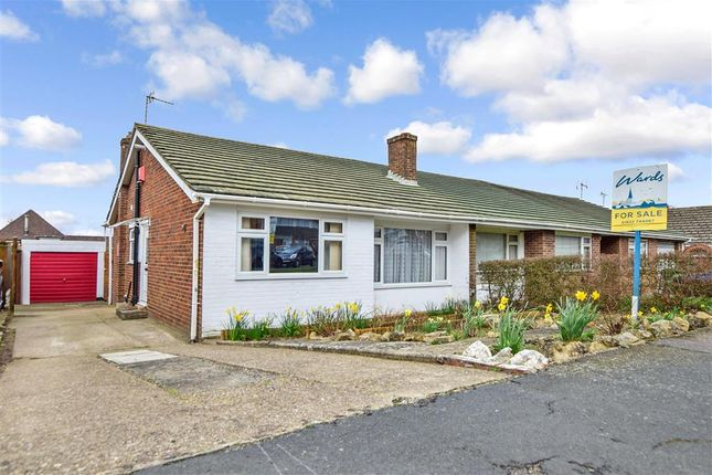 Thumbnail Semi-detached bungalow for sale in Richmond Way, Maidstone, Kent