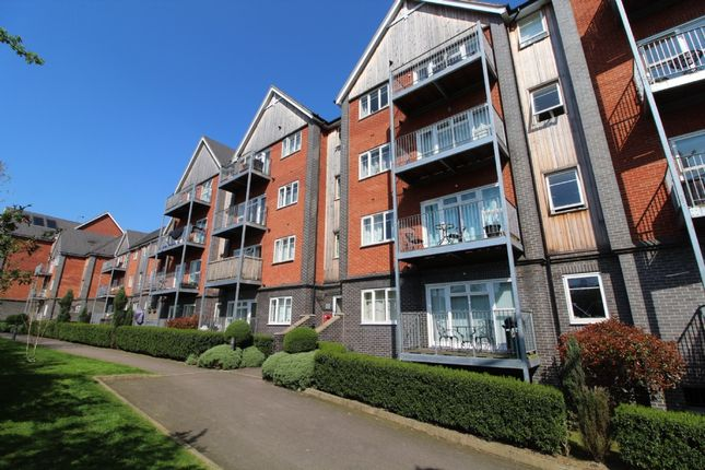 Thumbnail Flat for sale in Turnstone House, Millward Drive, Fenny Stratford, Bletchley