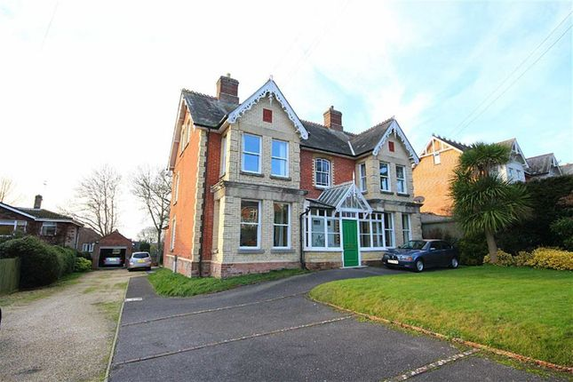 Thumbnail Detached house for sale in St. Johns Hill, Wimborne, Dorset