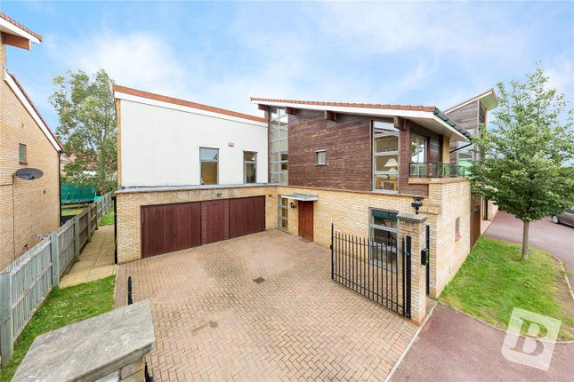 Thumbnail Detached house for sale in Arlington Square, South Woodham Ferrers, Essex