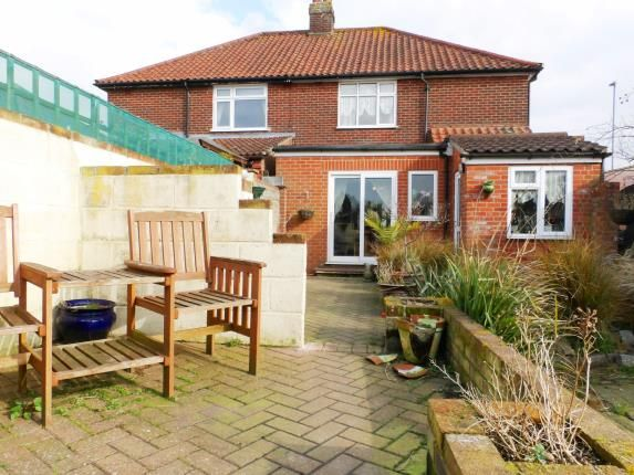 Thumbnail Semi-detached house for sale in Norwich, Norfolk, .
