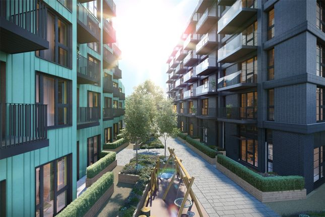 Exterior of 1 Bedroom Apartments, Aspext, Hackney Wick, London E3
