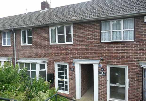 Thumbnail Terraced house to rent in Cherry Croft, Welwyn Garden City