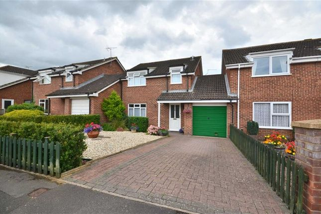 Thumbnail Link-detached house for sale in Pineway, Abbeydale, Gloucester