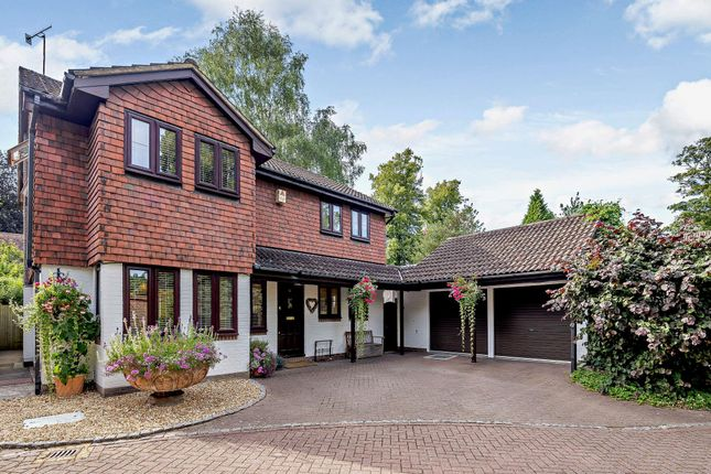 Thumbnail Detached house for sale in The Conifers, Box Lane, Felden, Hertfordshire