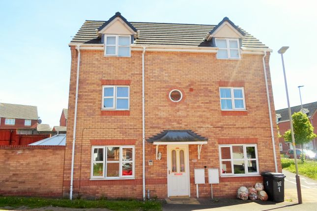 Thumbnail Detached house for sale in Hanworth Close, Hamilton