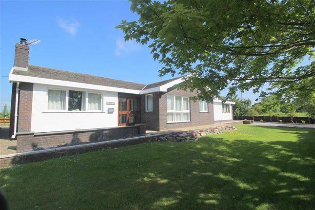 Thumbnail Detached bungalow for sale in Lower Bartle, Preston