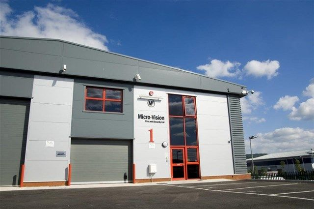 Thumbnail Business park for sale in Baird Road, Gloucester