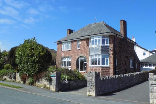 Thumbnail Detached house for sale in Llanrhos Road, Penrhyn Bay, Llandudno