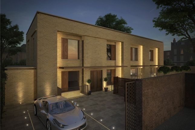 Thumbnail Detached house for sale in Ryders Terrace, St John's Wood, London