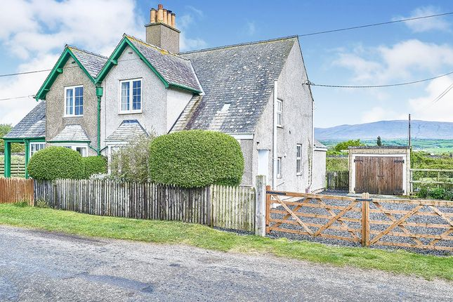 Thumbnail Semi-detached house for sale in Falcon Place, Eskmeals, Millom, Cumbria