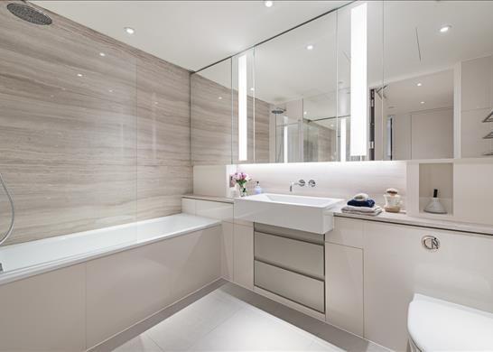 Bathroom of Seymour Street, Marylebone, London W1H