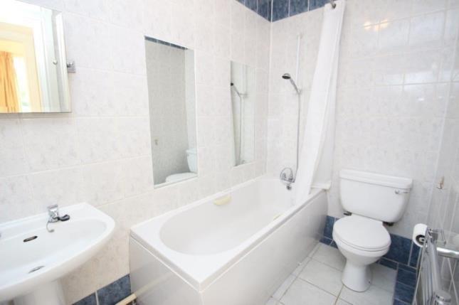 Bathroom of Sallyport House, City Road, Newcastle Upon Tyne, Tyne And Wear NE1