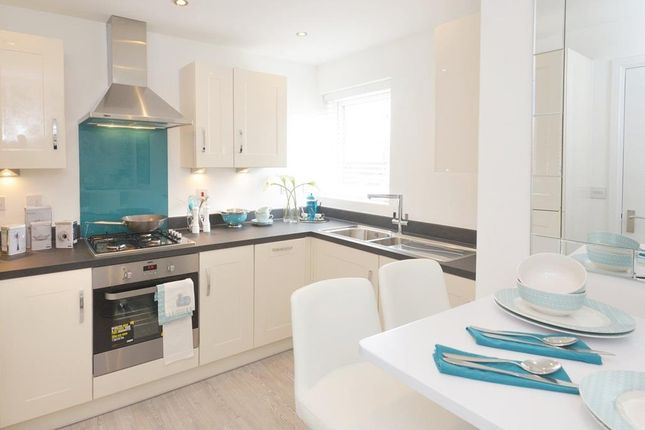 """Thumbnail Flat for sale in """"Enderby"""" at Beggars Lane, Leicester Forest East, Leicester"""