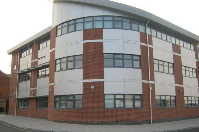 Thumbnail Office to let in Arms Evertyne House, Quay Road, Blyth, Northumberland