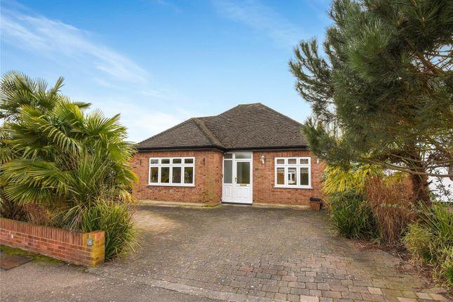 Thumbnail Detached bungalow for sale in Langfords, Buckhurst Hill, Essex