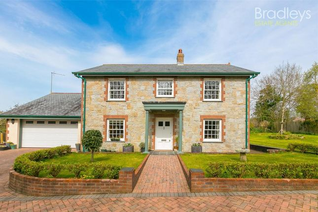 4 bed detached house for sale in Perran Downs, Goldsithney, Penzance, Cornwall TR20