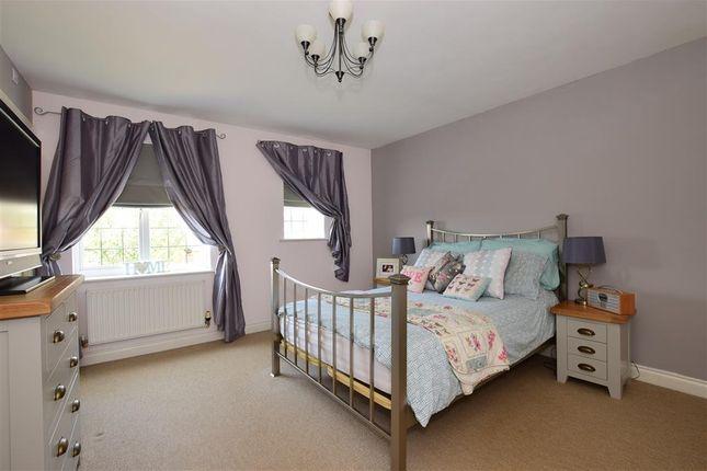 Thumbnail Detached house for sale in Frank Edinger Close, Kennington, Ashford, Kent