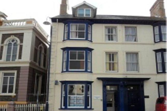 Thumbnail Shared accommodation to rent in Flat 2, Maisonette, 4 Baker Street, Aberystwyth, Ceredigion