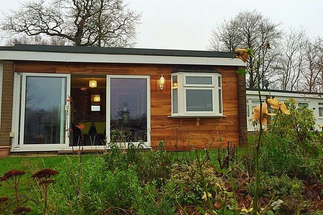Thumbnail 2 bed detached bungalow for sale in Lake View, Glan Gwna, Caeathro, Caernarfon
