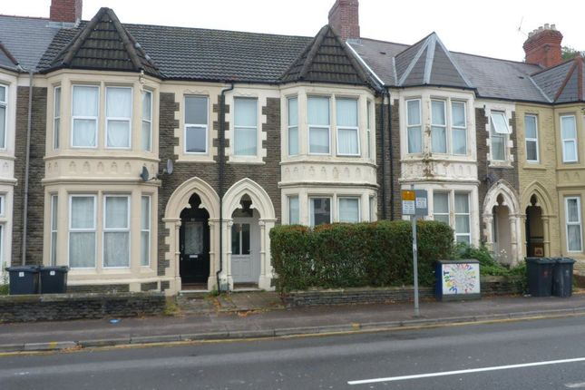 Thumbnail Property to rent in Colum Road, Cathays, ( 6 Beds )