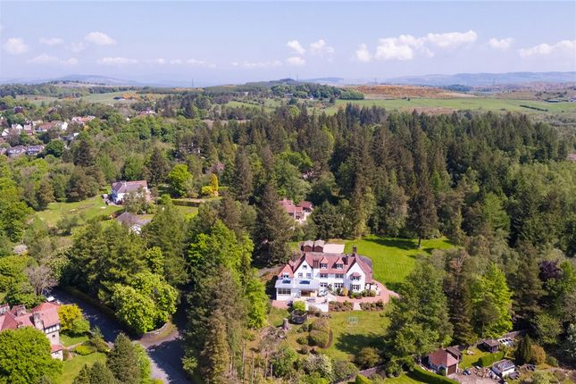 Thumbnail Detached house for sale in Ardfruoch, Glenmosston Road, Kilmacolm