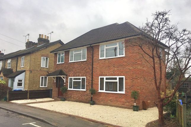 Thumbnail Detached house for sale in Strode Street, Egham