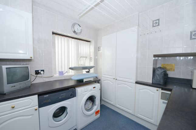 Utility Room of Woodnook Lane, Old Brampton, Chesterfield S42