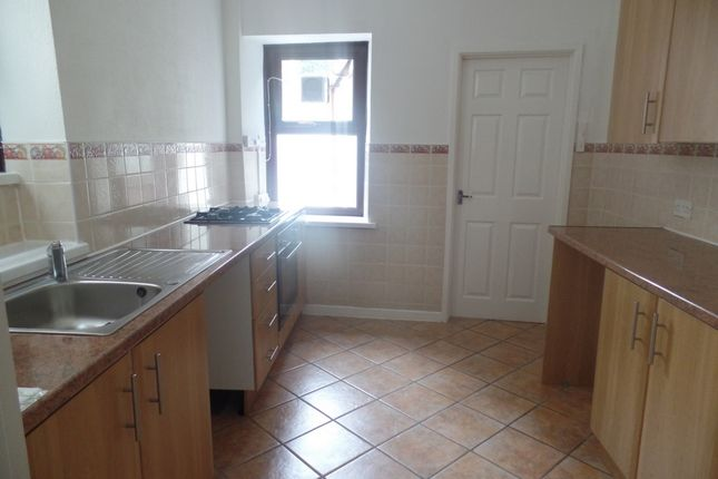 Thumbnail Terraced house to rent in Twynyrodyn Road, Twynyrodyn