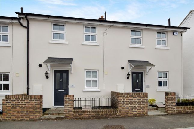 Thumbnail End terrace house for sale in Forge Road, Tunbridge Wells