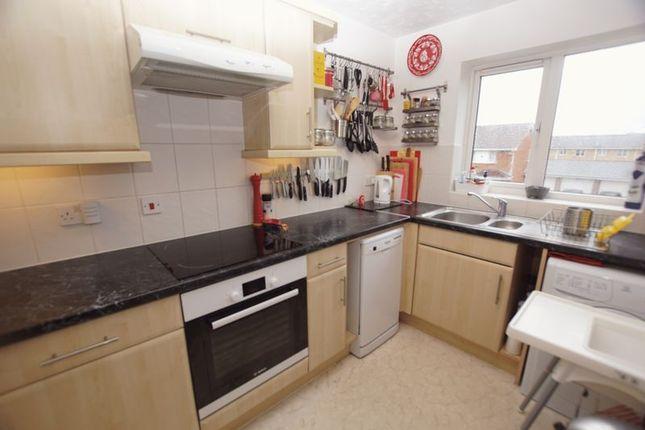 Kitchen of Heritage Way, Priddys Hard, Gosport PO12