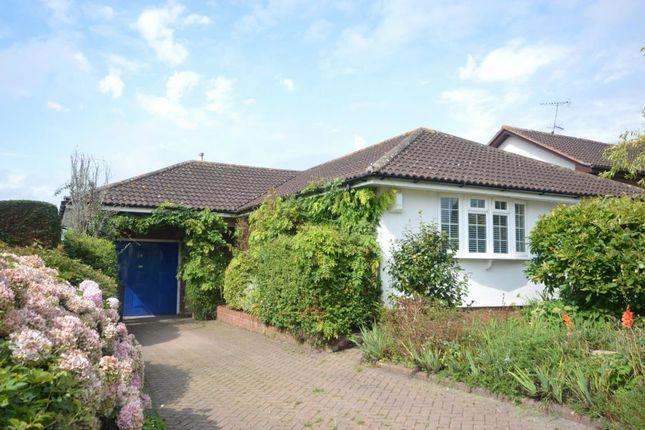 Thumbnail Detached bungalow for sale in Hayne Close, Tipton St. John, Sidmouth, Devon