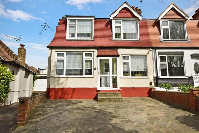 Thumbnail End terrace house for sale in Cherrydown Close, London