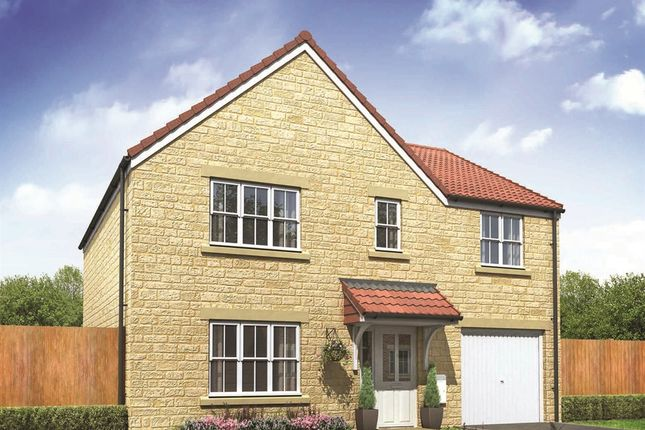 "Thumbnail Detached house for sale in ""The Oakhurst"" at Church Hill Terrace, Church Hill, Sherburn In Elmet, Leeds"