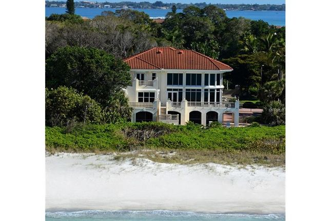 Thumbnail Property for sale in 891 Longboat Club Rd, Longboat Key, Florida, 34228, United States Of America